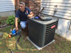 Central AC Repairs