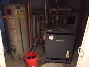 Heatin System Repair
